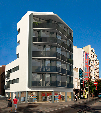 Arquitectura 3d barcelona sabadell terrassa sant cugat - Arquitectura sant cugat ...